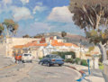 Fine Art - Painting, American:Contemporary   (1950 to present)  , Mian Situ (Chinese/American, b. 1953). Las Brisas. Oil oncanvas. 12 x 16 inches (30.5 x 40.6 cm). Signed lower left:...