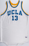 Basketball Collectibles:Uniforms, 1993-97 Charles O'Bannon Game Worn UCLA Bruins Jersey....