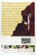 """Movie Posters:Drama, Splendor in the Grass (Warner Brothers, 1961). One Sheet (27"""" X 41""""). Warren Beatty beat out Dennis Hopper while Natalie Woo..."""