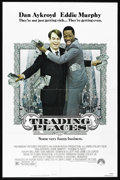 "Movie Posters:Comedy, Trading Places (Paramount, 1982). One Sheet (27"" X 41""). Dan Aykroyd, Jamie Lee Curtis, Eddie Murphy, Ralph Bellamy, Frank O..."