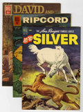 Golden Age (1938-1955):Miscellaneous, Four Color (series two) Group (Dell, 1952-62) Condition: VF/NM....