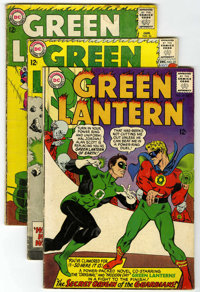 Green Lantern Group (DC, 1963-66) Condition: Average GD
