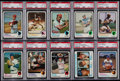 Baseball Cards:Sets, 1973 Topps Baseball Mid to High Grade Complete Set (660). ...