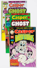 Bronze Age (1970-1979):Cartoon Character, Casper-Related File Copies Box Lot (Harvey, 1970s-80s) Condition:Average VF/NM....