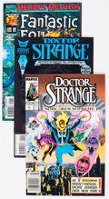 Modern Age (1980-Present):Superhero, Doctor Strange/Fantastic Four Box Lot (Marvel, 1990s-2000s)Condition: Average NM-....
