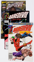 Modern Age (1980-Present):Superhero, Daredevil Box Lot (Marvel, 1980s-2000s) Condition: Average NM-....