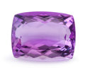 Gems:Faceted, Gemstone: Amethyst - 56.16 Cts.. Brazil. 27.9 x 21.7 x 13.2mm. ...