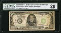 Small Size:Federal Reserve Notes, Fr. 2212-G $1,000 1934A Federal Reserve Note. PMG Very Fine 20.. ...