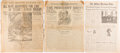 Miscellaneous:Newspaper, R.M.S. Titanic and More: Historic Newspapers....