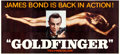 "Movie Posters:James Bond, Goldfinger (United Artists, 1964). 24 Sheet (104"" X 232"").. ..."