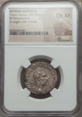 Ancients:Roman Provincial , Ancients: SYRIA. Antioch. Trajan Decius (AD 249-251). BItetradrachm. NGC Choice XF....
