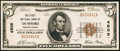 National Bank Notes:Pennsylvania, Dushore, PA - $5 1929 Ty. 1 The First NB Ch. # 4505. ...