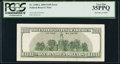 Error Notes:Ink Smears, Fr. 2180-L $100 2006 Federal Reserve Note. PCGS Very Fine 35PPQ.....