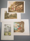 Prints:Contemporary, Group of Approximately Fifty-Five Miscellaneous LandscapeMezzotints and Prints. Circa 1920. Various sizes, the largestmeas...