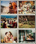 """Movie Posters:Adventure, Atlantis, the Lost Continent (MGM, 1961). Color Photos (11) (8"""" X10""""). Adventure.. ... (Total: 11 Items)"""