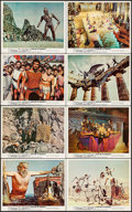 """Movie Posters:Fantasy, Jason and the Argonauts (Columbia, 1963). Color Photo Set of 8 (8""""X 10""""). Fantasy.. ... (Total: 8 Items)"""