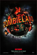 "Movie Posters:Horror, Zombieland (Columbia, 2009). One Sheet (26.75"" X 39.75"") SS Advance. Horror.. ..."
