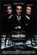 "Movie Posters:Crime, Goodfellas (Warner Brothers, 1990). One Sheet (27"" X 40.5"") DS.Crime.. ..."