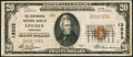 National Bank Notes:Nebraska, Lincoln, NE - $20 1929 Ty. 1 The Continental NB Ch. # 13333. ...