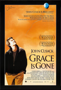 """Grace is Gone & Other Lot (Weinstein, 2007). Autographed One Sheets (2) (27"""" X 40"""") SS. Drama. ... (To..."""