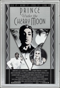 "Under the Cherry Moon (Warner Brothers, 1986). Printers Proof One Sheet (28"" X 41""). Rock and Roll"