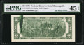 Error Notes:Ink Smears, Fr. 1935-I $2 1976 Federal Reserve Note. PMG Choice Extremely Fine45 EPQ.. ...