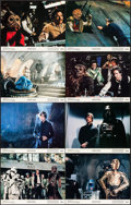 "Movie Posters:Science Fiction, Return of the Jedi (20th Century Fox, 1983). Lobby Card Set of 8(11"" X 14"") Glossy Style. Science Fiction.. ... (Total: 8 Items)"