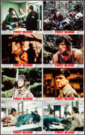 "Movie Posters:Action, First Blood & Other Lot (Orion, 1982). Mini Lobby Card Sets of8 (2) (8"" X 10""). Action.. ... (Total: 16 Items)"