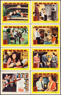 """Movie Posters:Comedy, A Hole in the Head (United Artists, 1959). Lobby Card Set of 8 (11"""" X 14""""). Comedy.. ... (Total: 8 Items)"""
