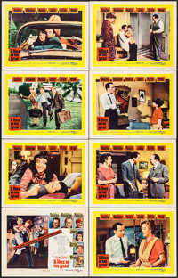 """A Hole in the Head (United Artists, 1959). Lobby Card Set of 8 (11"""" X 14""""). Comedy. ... (Total: 8 Items)"""