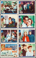 """Movie Posters:Film Noir, The Sleeping City & Others Lot (Universal International, 1950). Lobby Card Set of 8 & Lobby Cards (19) (11"""" X 14""""). Film Noi... (Total: 27 Items)"""