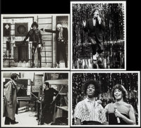 "Tim Curry in The Rocky Horror Picture Show & Others Lot (20th Century Fox, 1975). Photos (10) (8"" X 10""..."