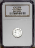 Proof Roosevelt Dimes: , 1954 10C PR67 Cameo NGC. NGC Census: (113/98). PCGS Population(76/15). Numismedia Wsl. Price: $100. (#85229)...