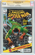 Modern Age (1980-Present):Superhero, The Amazing Spider-Man #700 Third Printing - Signature Series(Marvel, 2013) CGC NM 9.4 White pages....