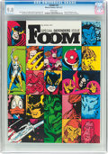 Magazines:Superhero, Foom #19 (Marvel, 1977) CGC NM/MT 9.8 White pages....