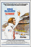 "Movie Posters:Sports, Le Mans (National General, 1971). One Sheet (27"" X 41""). Sports.. ..."