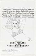 "Movie Posters:Comedy, The Producers (Embassy, 1967). One Sheet (27"" X 41"") Style B.Comedy.. ..."