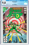 Modern Age (1980-Present):Superhero, Green Arrow #1 (DC, 1983) CGC NM/MT 9.8 White pages....