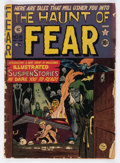 Golden Age (1938-1955):Horror, Haunt of Fear #15 (#1) (EC, 1950) Condition: GD....