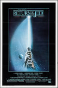"""Movie Posters:Science Fiction, Return of the Jedi (20th Century Fox, 1983). One Sheet (27"""" X 41"""")Style . A. Science Fiction.. ..."""