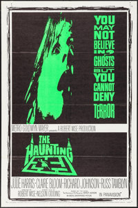 """The Haunting (MGM, 1963). One Sheet (27"""" X 41""""). Horror"""
