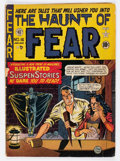 Golden Age (1938-1955):Horror, Haunt of Fear #16 (#2) (EC, 1950) Condition: GD....