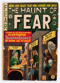 Golden Age (1938-1955):Horror, Haunt of Fear #17 (#3) (EC, 1950) Condition: GD....