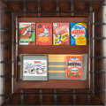 "Baseball Cards:Unopened Packs/Display Boxes, 1992 Topps 40th Anniversary Contest 4th Place ""Decades"" PrizePrototype. ..."