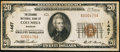National Bank Notes:Missouri, Columbia, MO - $20 1929 Ty. 1 The Exchange NB Ch. # 1467. ...