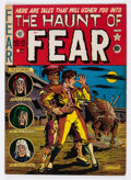 Golden Age (1938-1955):Horror, Haunt of Fear #10 (EC, 1951) Condition: FN....