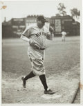 Baseball Collectibles:Photos, 1934 Babe Ruth 700th Home Run Original Photograph, PSA/DNA Type 1....