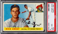 Baseball Cards:Singles (1950-1959), 1955 Topps Dick Groat #26 PSA NM-MT 8....