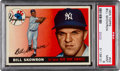 Baseball Cards:Singles (1950-1959), 1955 Topps Bill Skowron #22 PSA Mint 9....