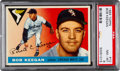 Baseball Cards:Singles (1950-1959), 1955 Topps Bob Keegan #10 PSA NM-MT 8....